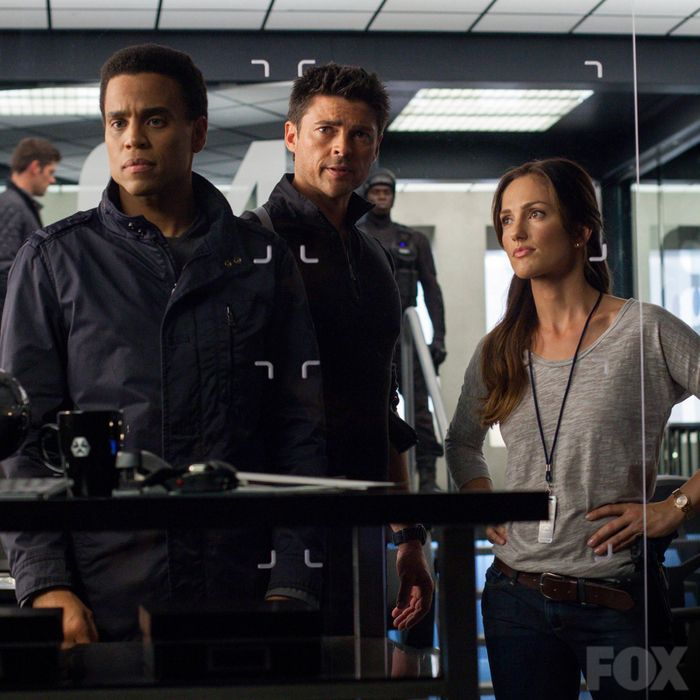 Almost Human: Almost Canceled? | TV Tyrant