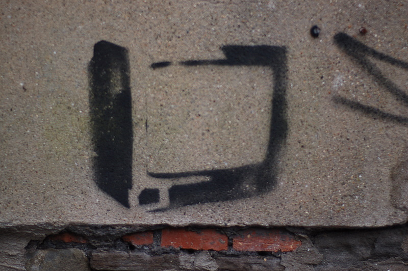 TV graffiti
